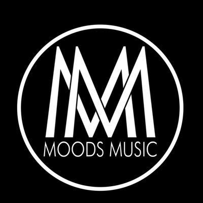MOODS MUSIC LOGO